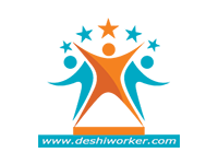 Deshi Worker Logo